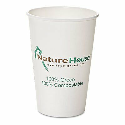 NatureHouse Paper/PLA Hot Cups