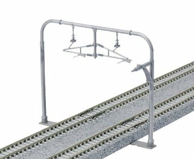 Kato KAT23062 N Catenary Poles, Double Track/Arched (10