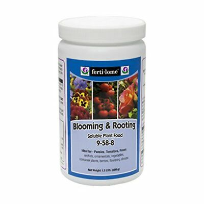 Bloom And Root Soluble Dry Plant Food