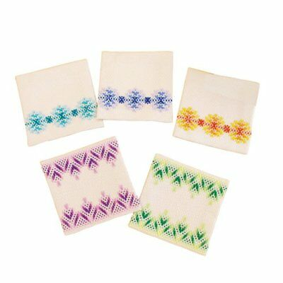 Orimupasu made £N Sweden embroidery kit / coaster ? SW