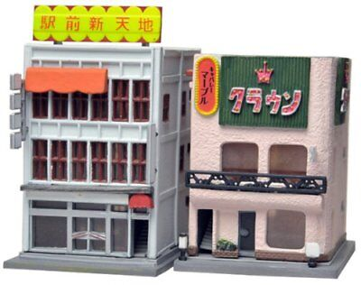 Ken Kore collection building multi-tenant building and