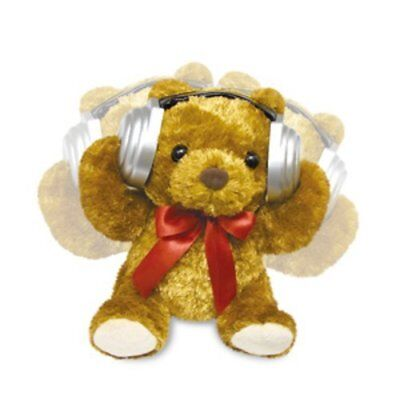 Dancing Bear Plush Doll Speaker