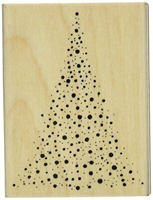 Penny Black 459871 Starlit Mounted Rubber Stamp, 2.5 by