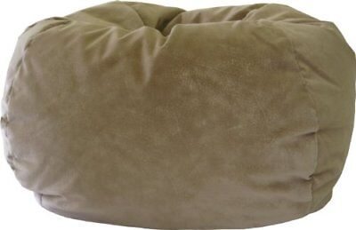 Gold Medal Bean Bags 30014058909 XX-Large Fairview Sued