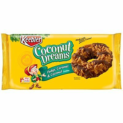 Keebler Fudge Coconut Dreams Cookies, (1lb 9.5 oz)