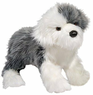 "Willard English Sheep Dog Large 22"" Long By Douglas Cud"