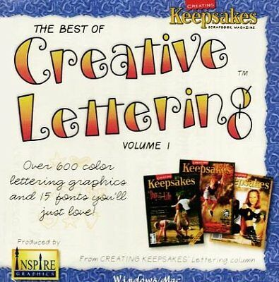 The Best of Creative Lettering Vol. 1