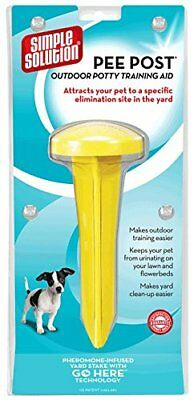 Simple Solution Pee Post Outdoor Dog Training Aid