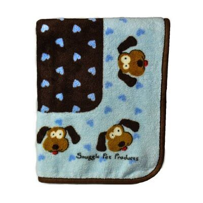 Snuggle Pet Products Snuggle Blanket for Pets, Blue