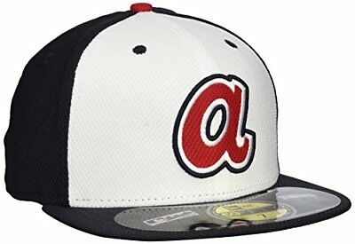 MLB Atlanta Braves Diamond Era 59Fifty Baseball Cap, 7