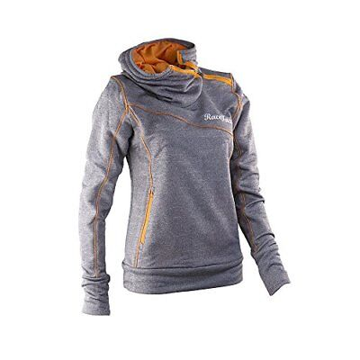 Race Face Slim Jane Hoodie, Charcoal, Small
