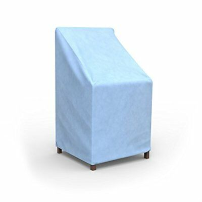 Budge All-Seasons Patio Stack of Chairs Cover / Barstoo
