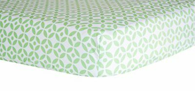 Trend Lab Lattice Crib Sheet, Lauren