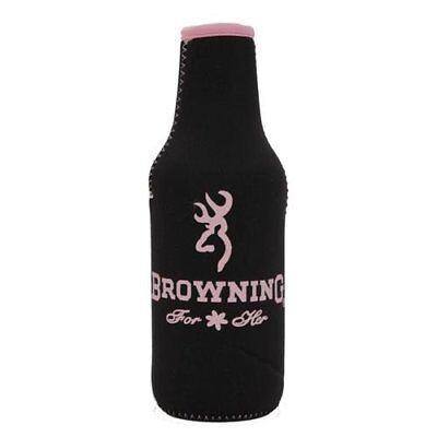 AES Optics Browning Bottle Coozie