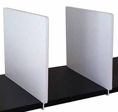 Axis Shelf Dividers, White