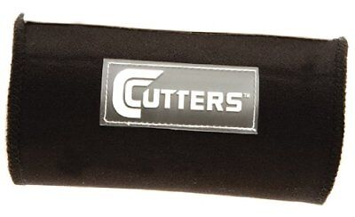 Cutters Triple Playmaker Wristcoach (Black, Youth)
