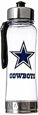 NFL Dallas Cowboys Clip-On Water Bottle
