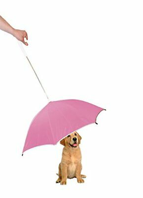 Pour-Protection Umbrella With Reflective Lining And Lea
