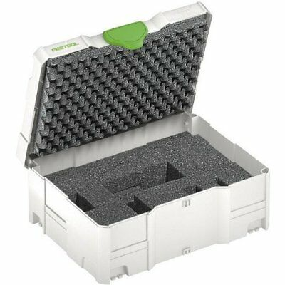 Festool 497696 SYS 2 Vari Systainer With Customizable F