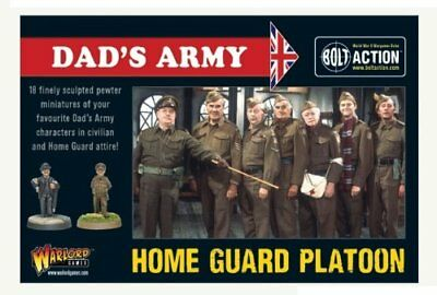 Dad's Army Military Miniatures
