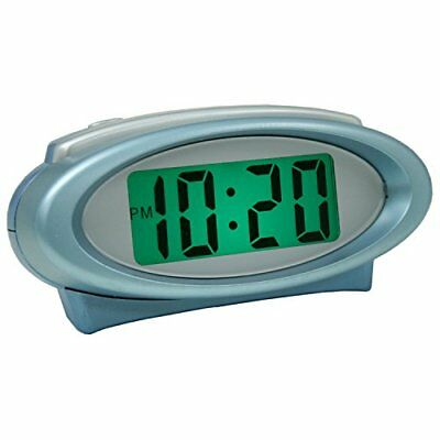 Equity by La Crosse 30330 Digital Alarm Clock with Nigh