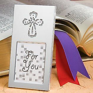 Shining Cross Picture Frame - 84 count
