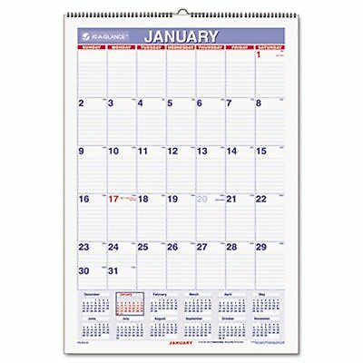 AAGPMLM0328 - At-a-Glance Recycled Monthly Erasable Wal