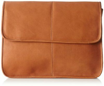 David King & Co. 1/2 Flap-Over Envelope, Tan, One Size