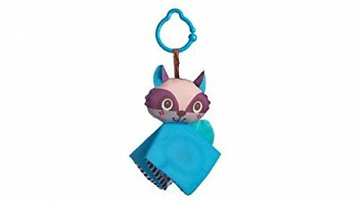 Tiny Love Clip on Toy, Crinkly Raccoon
