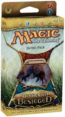 Magic the Gathering - MTG: Mirrodin Besieged Intro Pack