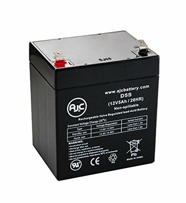 Razor E100 12V 5Ah Scooter Battery - This is an AJC Bra