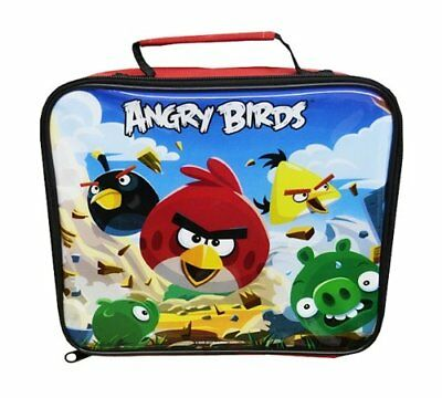 Angry birds Insulated lunch bag 05192