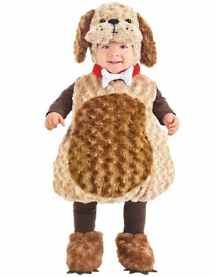 Underwraps Costumes Toddler Puppy Costume - Belly Babie