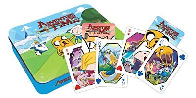 Adventure Time Playing Card Gift Tin