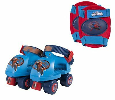 PlayWheels Ultimate Spider-Man Kids Roller Skates with