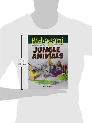 Dover Agami Jungle Animals Kid Publications