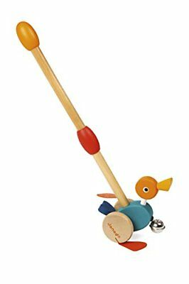 Janod Janod Duck N' Roll Toy, Mixed