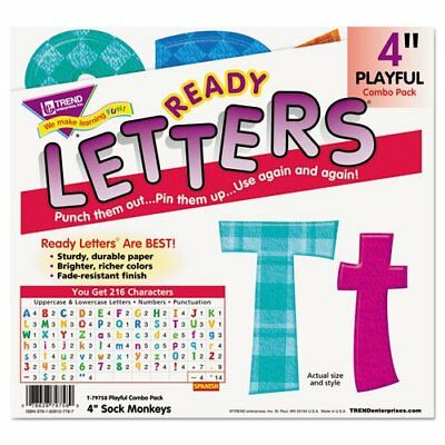 TEPT79758 - Ready Letters Playful Combo Pack