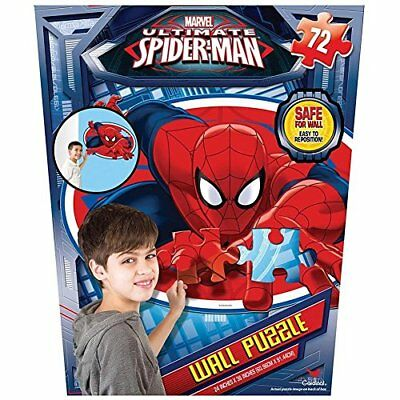 Spider Man Wall Puzzle