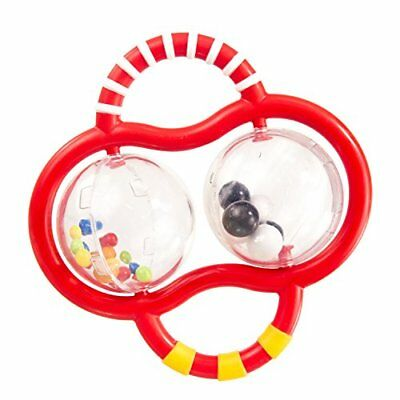 Sassy Grasp and Spin Rattle