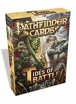 Pathfinder Cards: Tides of Battle Deck