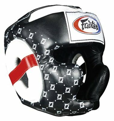 Fairtex Super Boxing Muay Thai MMA Sparring Headgear Pr