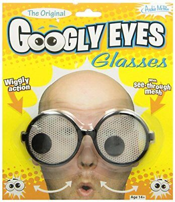 Accoutrements Googly Eye Glasses