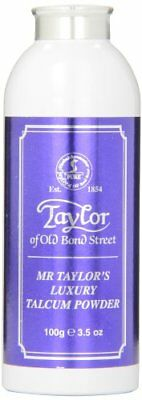 Taylor of Old Bond Street Mr. Taylor Talcum Powder 100g