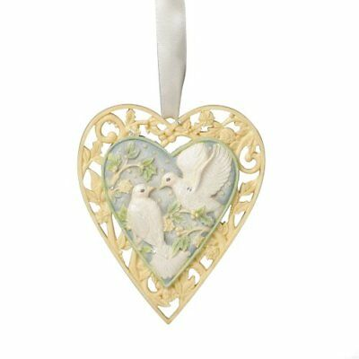 Enesco Foundations Our First Christmas Together Ornamen