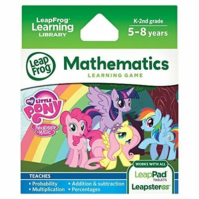 LeapFrog Learning Game: My Little Pony Friendship is Ma