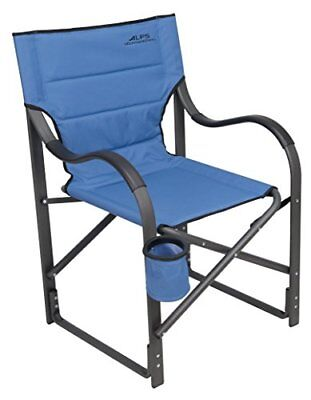 ALPS Mountaineering Camp Chair-Steel Blue
