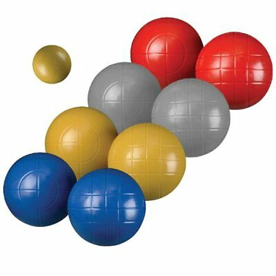 Verus Sports Vintage Bocce Ball Set, 90mm