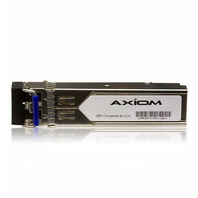 Axiom SFP (mini-GBIC) Transceiver Module - 1 x 1000Base