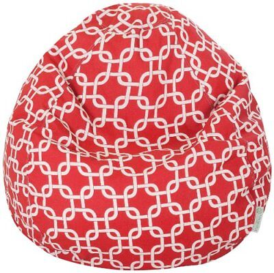 Majestic Home Goods Classic Bean Bag Chair - Links Gian